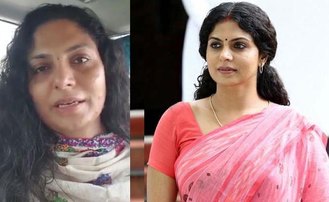 Asha Sharath's Movie Promotion Backfires, Lawyer Registers Complaint - Sakshi