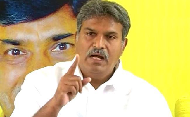 Kesineni Nani Setirical Tweet On Jumping TDP MPs - Sakshi