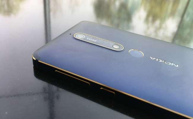 Nokia 6.1 Price in India Cut  - Sakshi