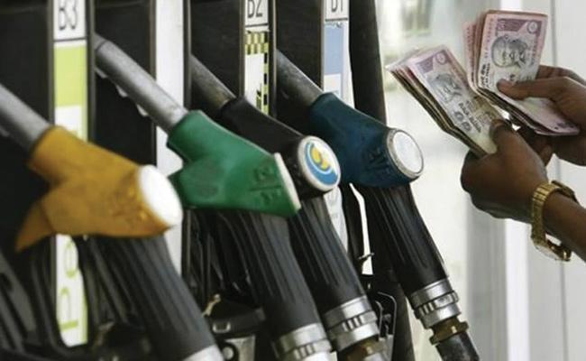 Petrol And Diesel Price Increase In India - Sakshi