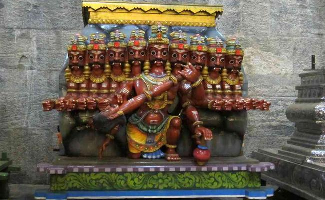 Why Sri Lanka Named Its First Ever Satellite After Ravana - Sakshi