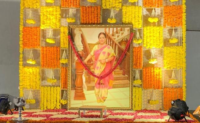 Vijaya Nirmala Prayer Meeting - Sakshi