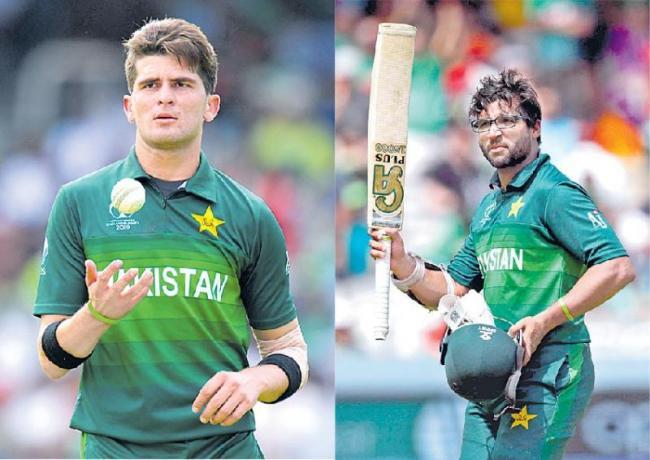 Pakistan beat Bangladesh by 94 runs at Cricket World Cup 2019 - Sakshi