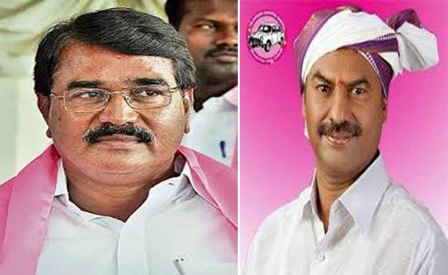 TRS Group Politics In Gadwal  - Sakshi