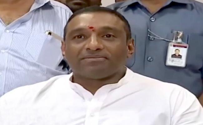 Mekapati Goutham Reddy Visits Brandix India Company At Vizag - Sakshi