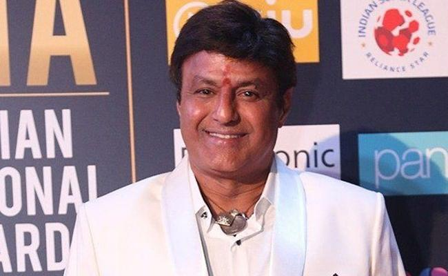 Balakrishna in Telugu Remake of Pink - Sakshi