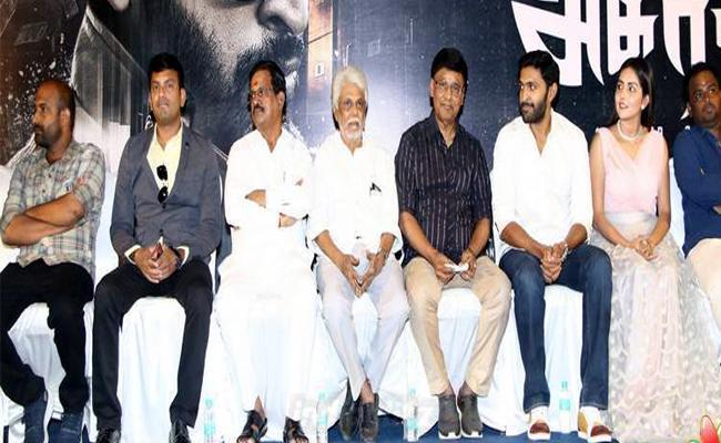 Tamil Actor Bhagyaraj Comments on Heredity - Sakshi