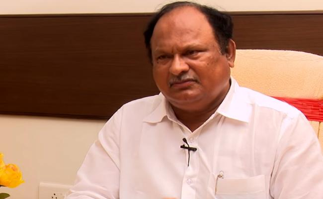Amanchi moves AP high court, MLA Karanam Balaram for submitting false affidavit - Sakshi