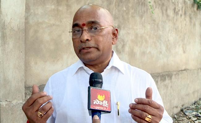 Koganti Satyam Respond On Businessman Ram Prasad Murder Case - Sakshi