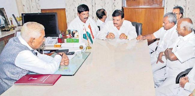 Karnataka Government Crisis - Sakshi