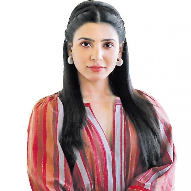 Samantha To Sign Another Female-Oriented Film - Sakshi