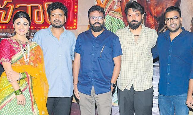 Nandu Speech at Savaari Movie Teaser Launch - Sakshi