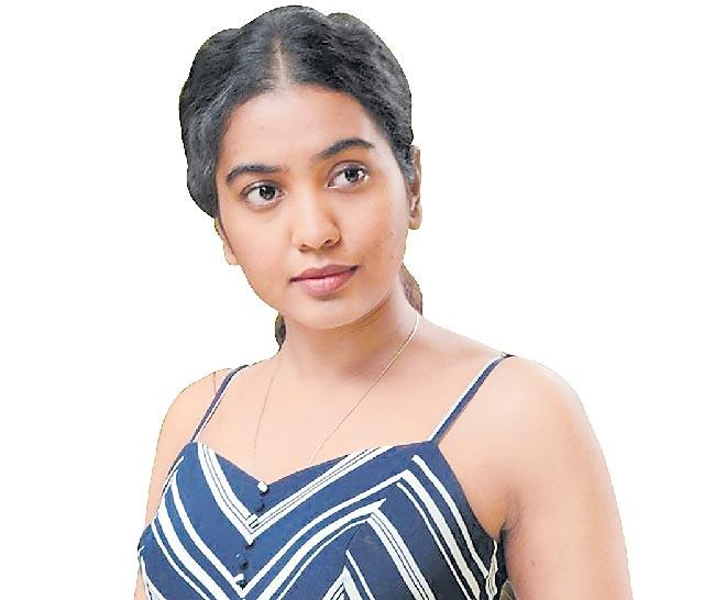 shivathmika rajashekar interview about dorasani - Sakshi