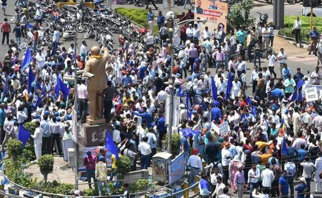 25 Years Completed For Madiga Dandora Movement - Sakshi