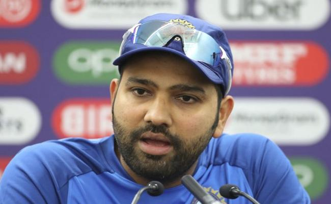 Five Hundreds Count For Nothing If India Did Not Win World Cup Rohit Sharma Says - Sakshi