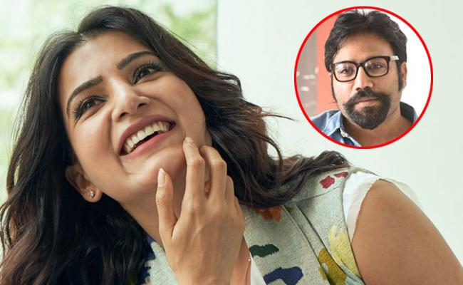 Samantha Differs Sandeep Reddy Vanga Thoughts About Arjun Reddy - Sakshi