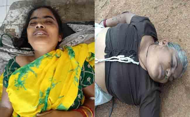 Three Women Died In Different Problems In Karimnagar - Sakshi