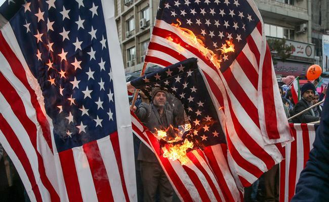 China Blames America On Iran Sanctions - Sakshi