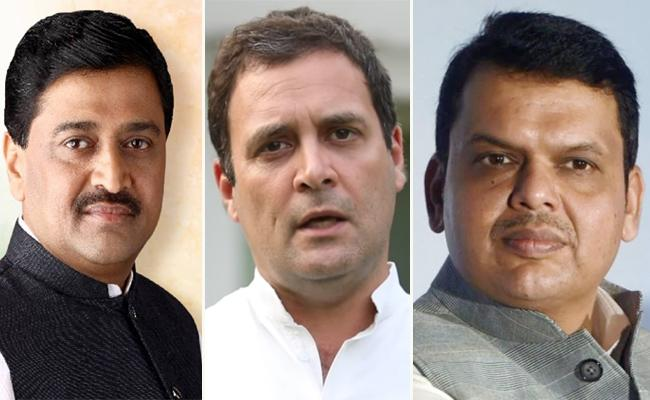 Ahead Of Maharashtra Assembly Elections Congress Will Face BJP - Sakshi