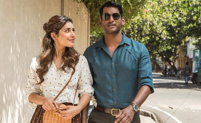 Vishal Ayogya Release In Telugu On 27th July - Sakshi