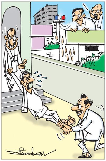 Sakshi Cartoon 08-07-2019