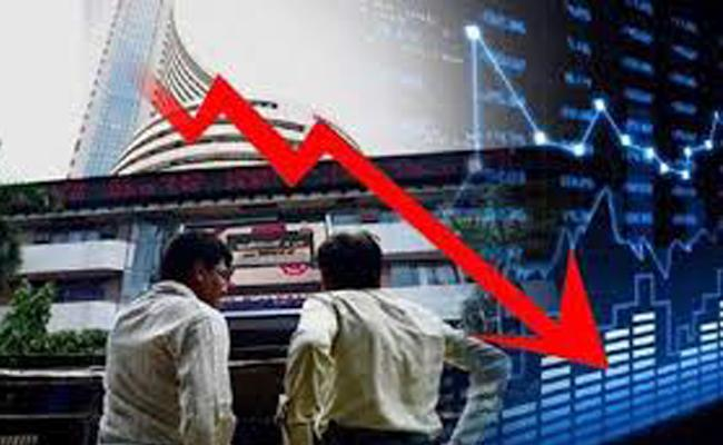 Rs Five Lac Crore Equity Investors Wealth Wiped Out - Sakshi