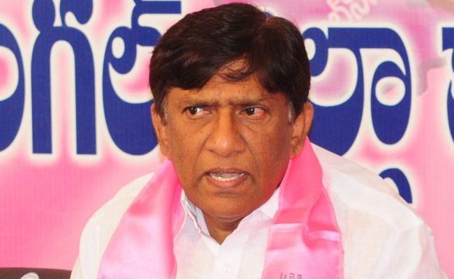 TRS Leader Vinod Kumar Comments On Amit Shah - Sakshi