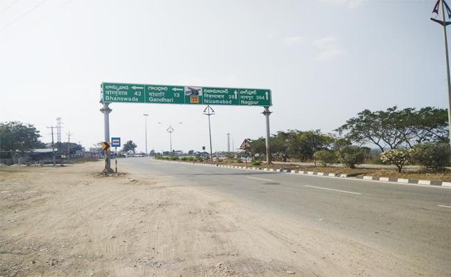 Real Estate Boom Increased In Kamareddy - Sakshi