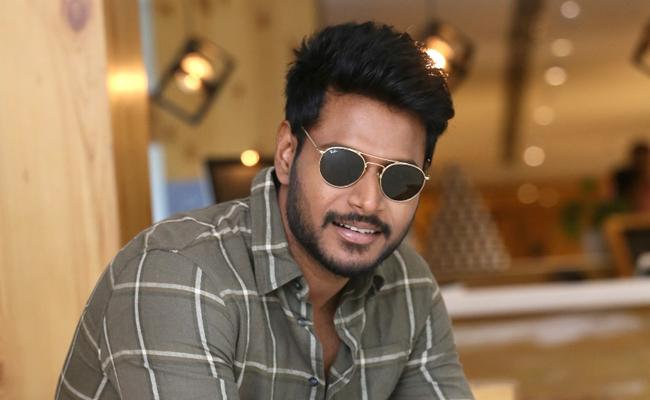 Sundeep Kishan Interview - Sakshi
