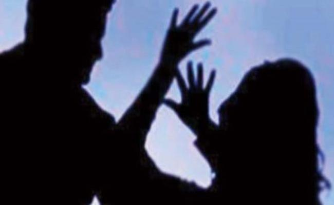 Man Molested On Mentally Disabled Young Woman In Sircilla - Sakshi