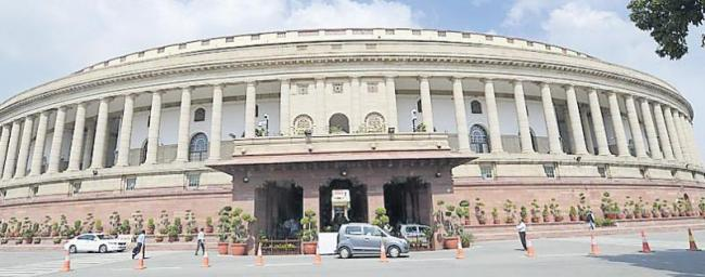 Government introduces Bill in Lok Sabha to amend NIA Act - Sakshi