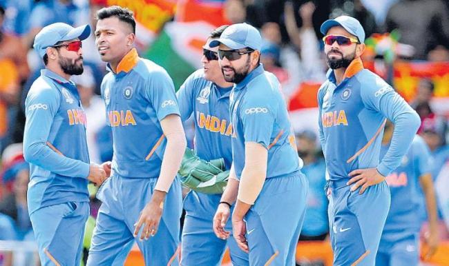 Kohli and Williamson on World Cup semi-final - Sakshi
