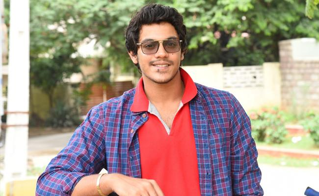 Rajdoot Movie Hero Meghamsh Srihari Interview - Sakshi
