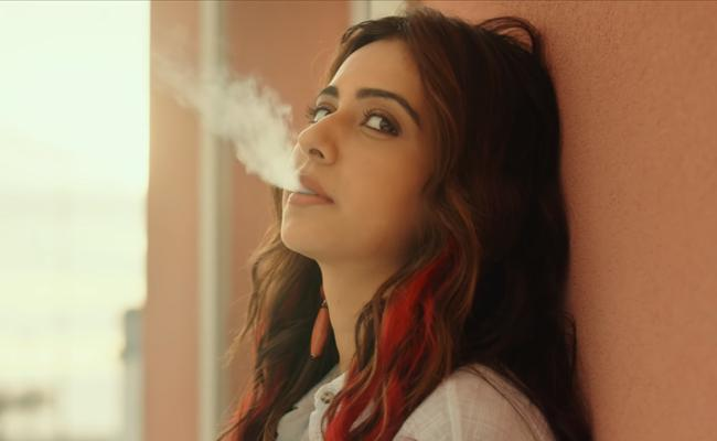 'మన్మథుడు 2'లో రకుల్ పాత్రను పరిచయం చేస్తూ 'మీట్ అవంతిక'  ……….