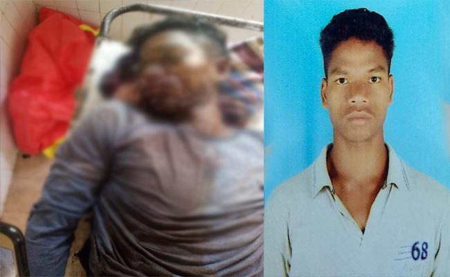 Person Died In Accident In Mandasa - Sakshi