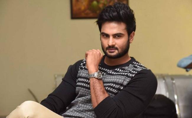 Sudheer Babu Impressed With Different Characters - Sakshi