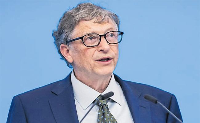 Bill Gates Comments on Apple Steve Jobs - Sakshi