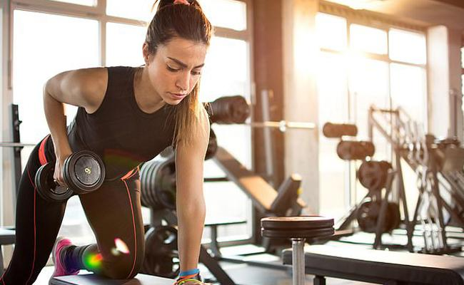 Weightlifting Is Better Than Cardio For Reducing Dangerous Fat - Sakshi