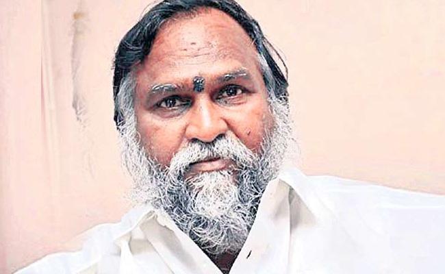 Congress MLA Jagga Reddy Letter To CM KCR - Sakshi