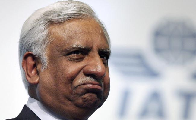 Jet Airways founder Naresh Goyal cant leave India - Sakshi