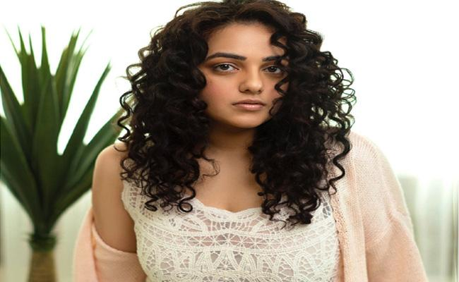 I Am A Normal Woman Nithya Menen Says - Sakshi