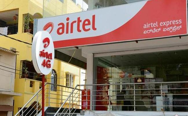 Airtel posts Q1 net loss of rs2866 crore first quarterly loss in 14 years   - Sakshi