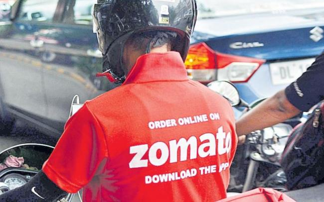 Zomato user cancels order by non-Hindu delivery boy - Sakshi