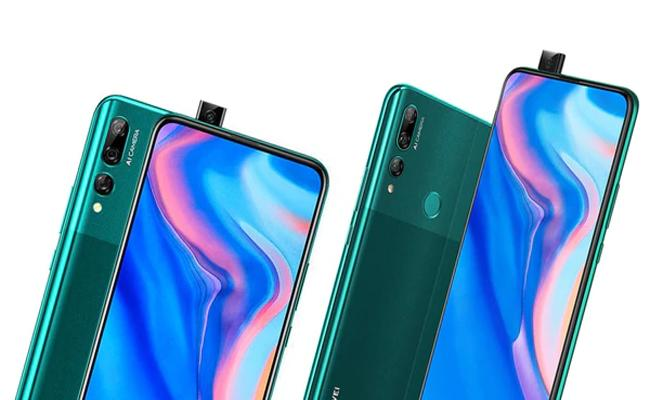 Huawei Y9 Prime 2019 With Pop Up Selfie Camera - Sakshi