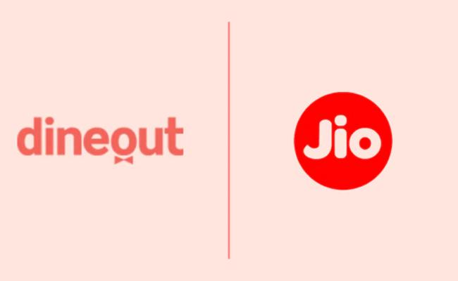 Reliance Jio partners Dineout for Great Indian Restaurant Festival - Sakshi