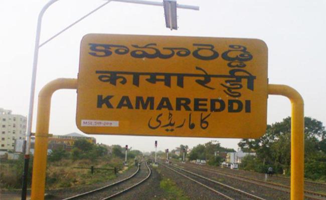 Dairy Farmers Strike In Durki Kamareddy - Sakshi