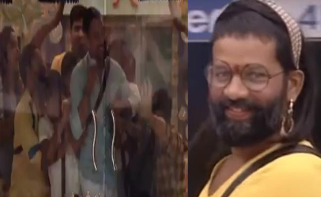 Bigg Boss 3 Telugu Power Game Task - Sakshi