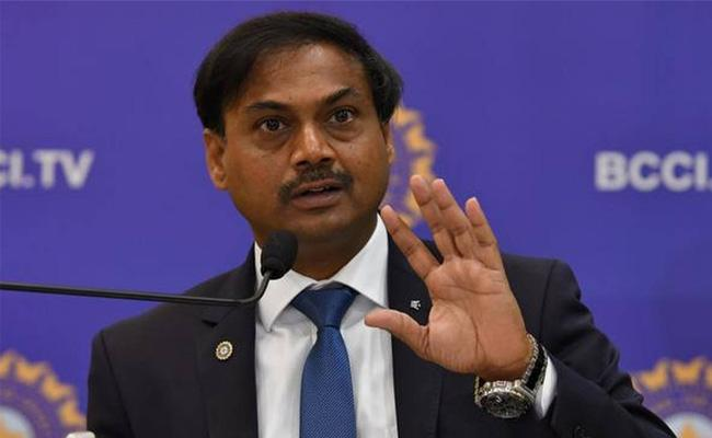 MSK Prasad Explains About Selection committee In New Delhi - Sakshi