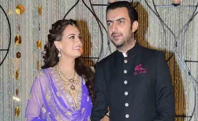Dia Mirza And Sahil Sangha Announce Decided To Mutual Separation - Sakshi