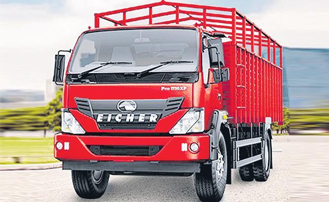 Eicher Motors Profits 22 Percent Down - Sakshi